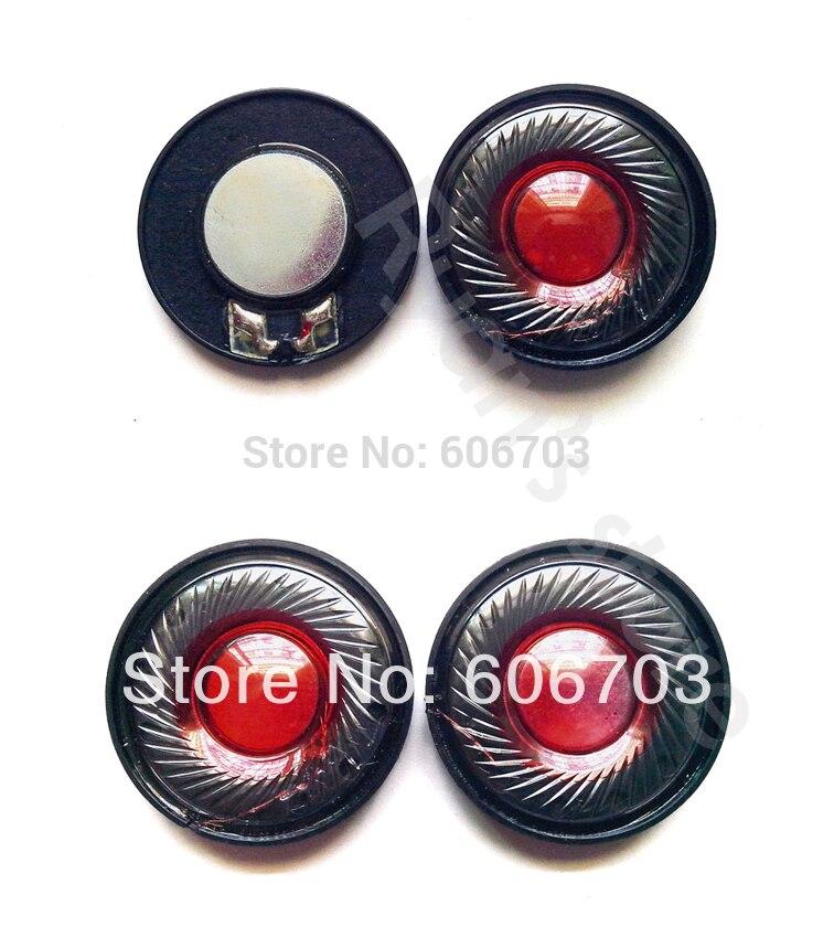 bilder für 2 stücke (1 paar) Ersatz kopfhörer lautsprecher für Beats studio kopfhörer 40mm lautsprecher