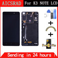 QYQYJOY 5 5 Inch For Lenovo K50 T5 K3 Note LCD Display Digitizer Touch Screen Assembly