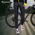 Santic Männer Winter Radfahren Hosen Winter Zwei Gewebe Pu Winddicht Sport Radfahren Laufen Freizeit Hosen C04007|winter cycling pants|cycling pantscycling pants winter -