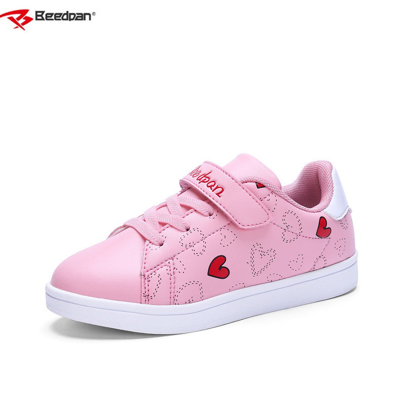 Beedpan Brand 2019 Spring Autumn Kids Sport Shoes Girls Children Shoes Casual Flat Sneaker Fashion Little Girls Shoes LeatherBeedpan Brand 2019 Spring Autumn Kids Sport Shoes Girls Children Shoes Casual Flat Sneaker Fashion Little Girls Shoes Leather