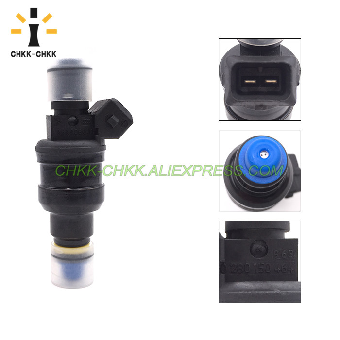 CHKK CHKK 0280150464 06A906031 Renovation fuel injector for Volkswagen Audi Golf Passat A4 A6 TT in Fuel Injector from Automobiles Motorcycles