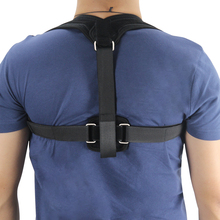 Adjustable Back Posture Corrector Clavicle Support Belt Slouching Corrective Correction Spine Braces Supports