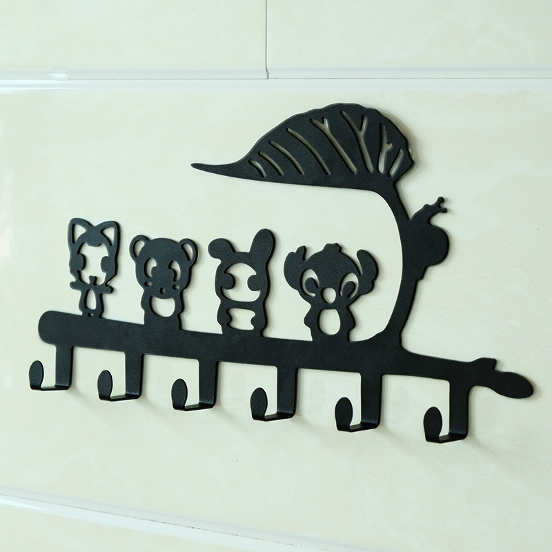 цена на The Door Line Hook Hanging Door Hanger Strength Seamless Creative Kitchen Wall Nail Wall Hanger Door Hook
