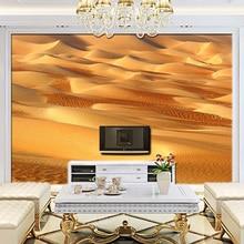 3D  Wallpaper Desert Sand of Sahara