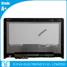 11.6″ Laptop LCD Module Display Touch Screen Panel Replacement 5DM0G69196 For Lenovo Yoga 3 11 Assembly N116HSE-EBC Rev.C1