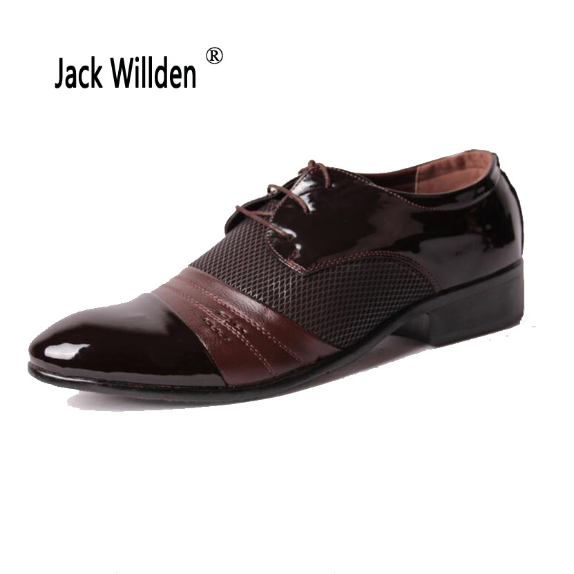 Luxury Men S Business Oxfords Casual Shoe