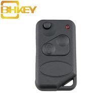 Bhkey 2 кнопки дистанционного ключа для автомобиля брелок land
