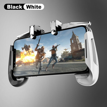 AK 16 L1R1 Shooter Stretchable PUBG Game Controller Universal Colorful Gaming Joystick Gamepad Trigger Fire Button