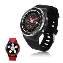 GSM 3G Quad Core Android 5.1 Smart Watch Phone With 5.0 MP Camera GPS WiFi Bluetooth V4.0 Pedometer HeartRate For Men Wristwatch