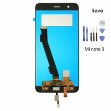 LCD Display+Touch Screen Digitizer Assembly Screen Replacement For Xiaomi Mi Note 3