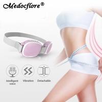 Intelligent Voice Anti cellulite Abdominal Stimulator Belt for Backache Neck Pain Electric Abdominal Slimming Lose Weight Device