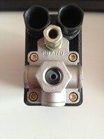 AC 240V 20A 175PSI 2 Port Air Compressor Pump Pressure Switch Control Valve
