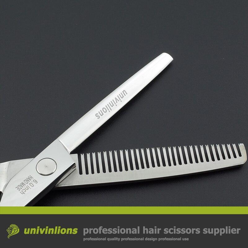 univinlions 6 inç dhëmbë të vegjël flokë flokësh të - Kujdesi dhe stilimi i flokëve - Foto 2