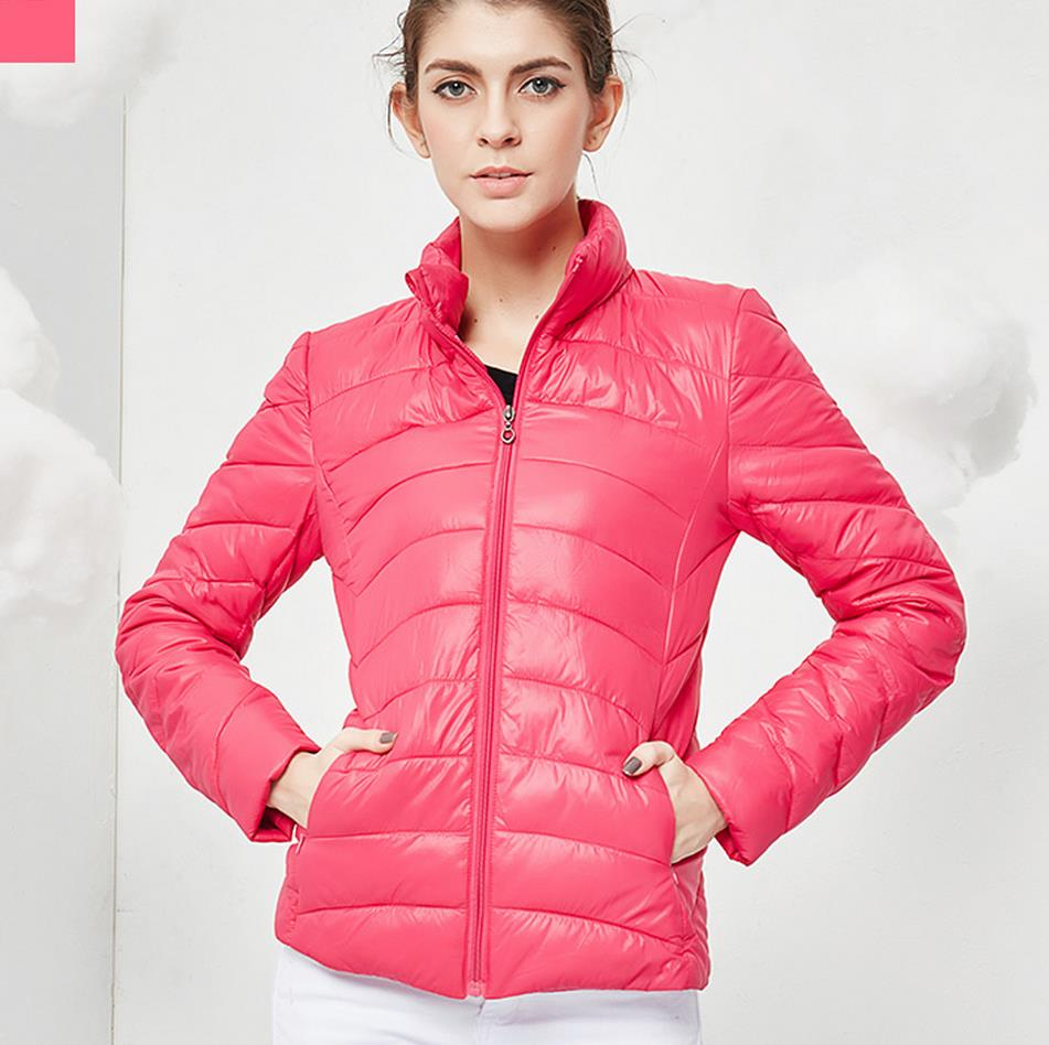 ФОТО 2017 NEW Women Coat Fashion Autumn Winter Female Down Jacket  Women Parkas Casual Jackets Inverno Parka plus size  G 31