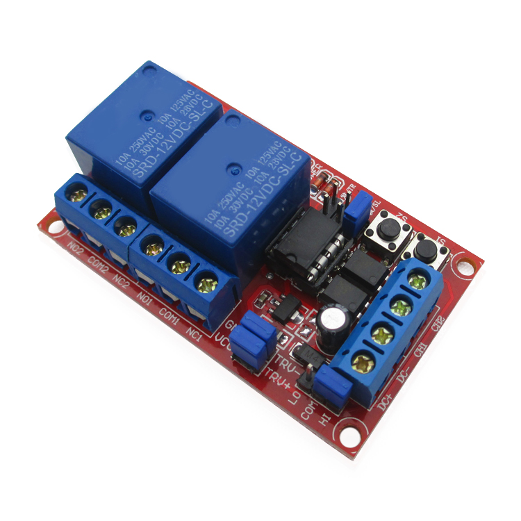 2 - way self - lock interlock trigger - select one to support the high and low level trigger relay module 12V DC12V three simcom 5360 module 3g modem bulk sms sending and receiving simcom 3g module support imei change