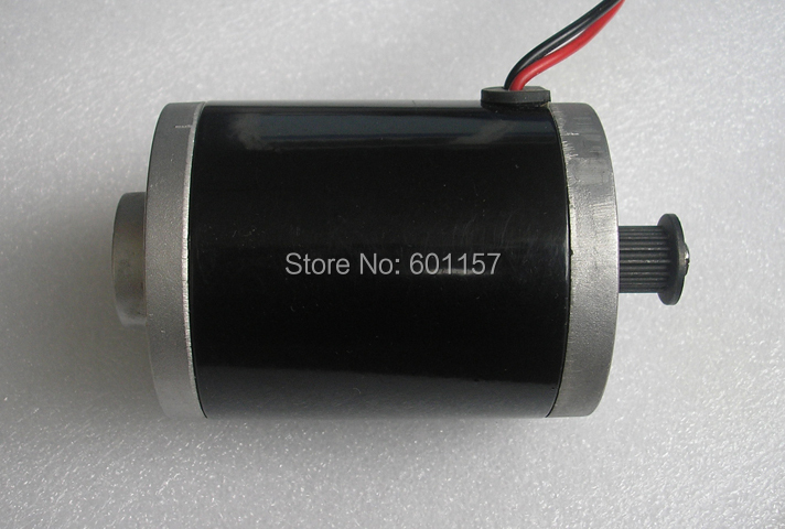 Micro scooter motor 12vdc 120w permanent magnet dc motor for Surplus permanent magnet dc motors