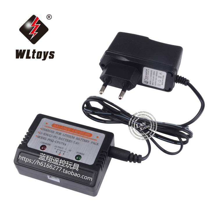 Wltoys 12428 10428-A-B-C V913 L959 A959 A979 charger RC Car Spare Parts Universal balanced charger