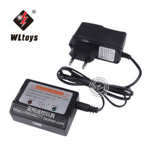 Wltoys 12428 10428-A-B-C V913 L959 A959 A979 lader RC Auto Onderdelen Universele evenwichtige charger(China)