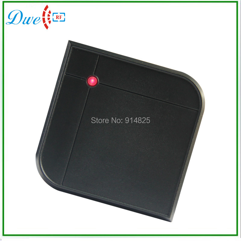 factory directly wholesale 125khz em id rfid reader wiegand 26 bits wiegand 34 bits smart card reader access control system