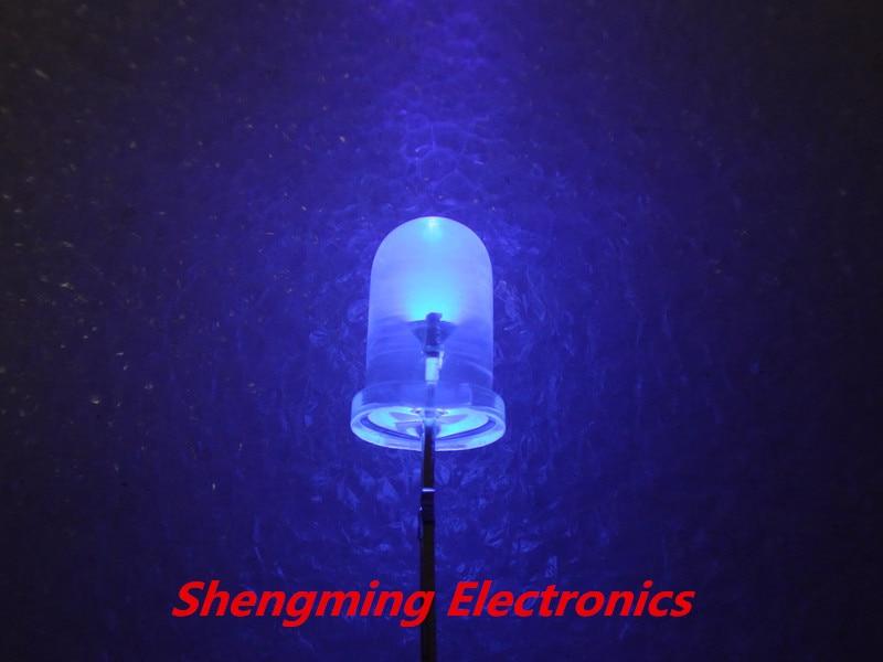 3000 pcs 5mm round Blue LED superbright bulb lamp light  New Free Shipping
