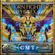 INSTOCK CMT DABAN PG 1/60 Jednorożec RX-03 Phenex Gundam Model Zestaw Wysokiej Jakości Made in China figurka