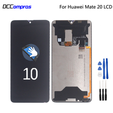 Original LCD For Huawei Mate 20 LCD Display Touch Screen Digitizer Repair Parts For Huawei Mate 20 MT20 Screen LCD Display цена