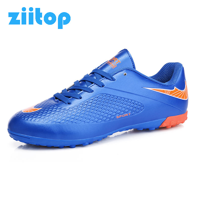 Enthusiastic Ziitop Soccer Shoes Football Shoes Outdoor Athletic Chuteiras Sneakers Training Sport Cleats Male Gym Voetbal Chaussure De Foot Clearance Price Soccer Shoes