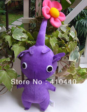 IN HAND Pikmin Purple Flower Plush Toy  Lovely Gift For Kids Free shipping