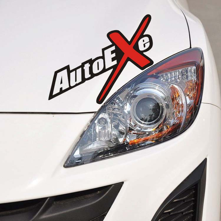 Car-styling AutoEXe Accessories Car Sticker and Decal for Mazda2 3 <font><b>5</b></font> 6 <font><b>Mazda</b></font> <font><b>Cx</b></font> <font><b>5</b></font> Cx7 <font><b>2014</b></font> Mx image
