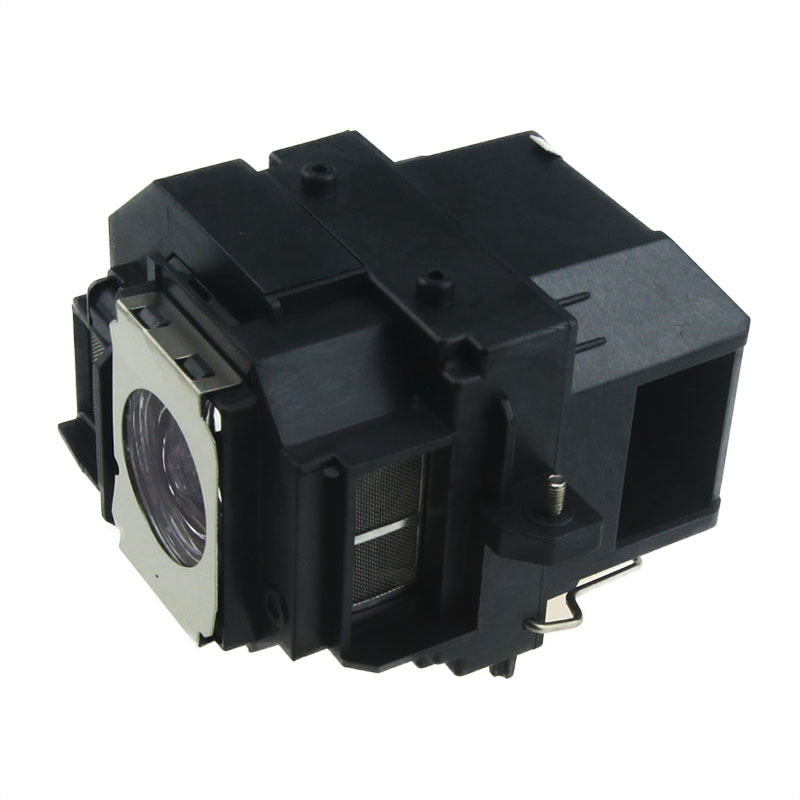High quality Projector lamp 180DAYS WARRANTY  ELPLP55/ V13H010L55 Compatible EPSON  EB-W8D  H335A PROJECTOR shp110 compatible projector lamp bulb 030wj for sharp xr 40x xr 30x xr 30s free shipping 180 days warranty