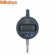 Mitutoyo цифровой циферблат индикатор 0-12,7 мм/0,01 Циферблат Манометр 543-782 цифровой циферблат тестовый индикатор Ferramentas измерительные инструменты