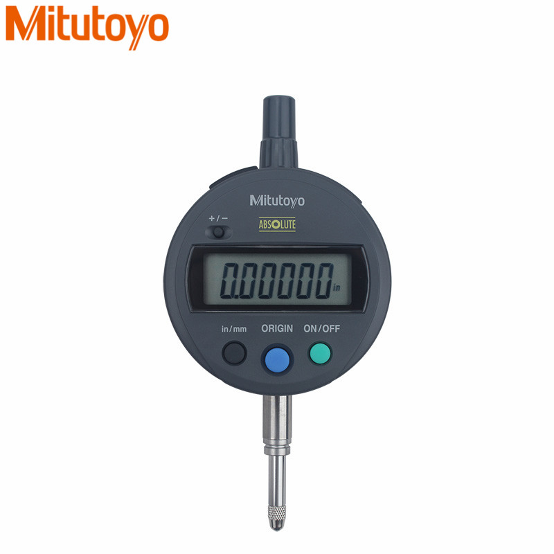 Mitutoyo Digital Dial Indicator 0-12.7mm/0.01 Dial Gauge 543-782 Digital Dial Test Indicator Ferramentas Measuring Tools цены