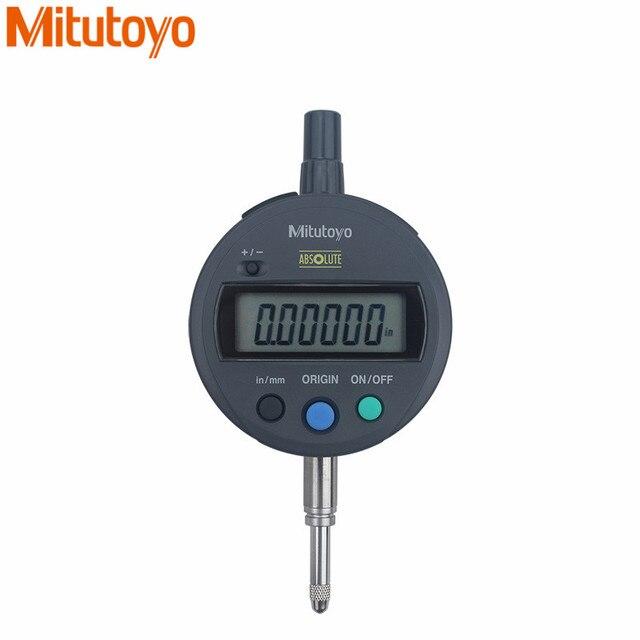 Dial Indicator Remote Display Digital : Mitutoyo digital dial indicator mm gauge
