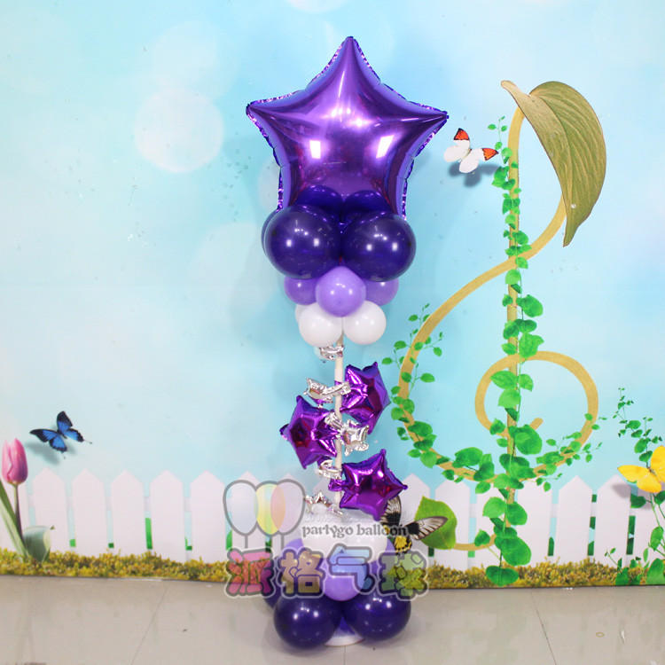 69pcs/lot minions globos latex Star mickey mouse Foil Balloons baby Birthday bal
