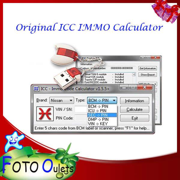 Latest Version 100% Original ICC IMMO Code Calculator Best