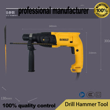 power tools home multi-function hammer drill dual-use speed adjustable for use at good price