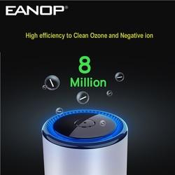 EANOP P600 Car Air Purifier Vehicle Air Cleaner Freshner Clean Formaldehyde in ROOM,Office,Car