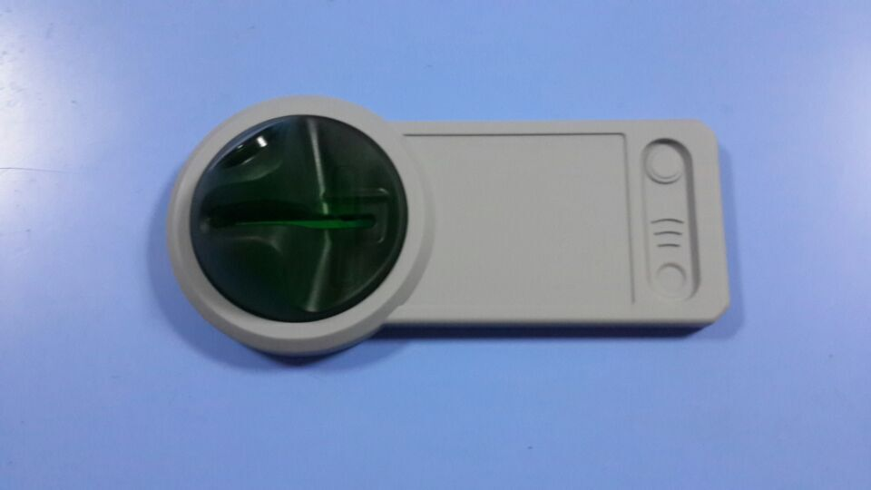 2017 Game Shell ATM Bezel Overlay NCR Frame with Green Apple ATM Bezel Fits Anti Skimmer ATM Part 2016 hot sale green piece atm bezel fits anti skimmer skimming device atm parts fast delivery