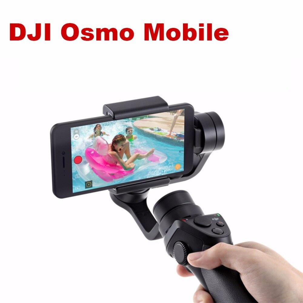 Original DJI Osmo Mobile 3-axis Gimbal System