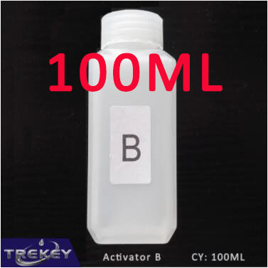 Free shipping Activator B 100ml for Water Transfer Printing Film/trigger for hydrographic film, decorative material(China)