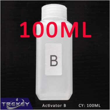 무료 배송 activator b 100ml 물 전송 인쇄 필름/수문 필름, 장식 재료 트리거