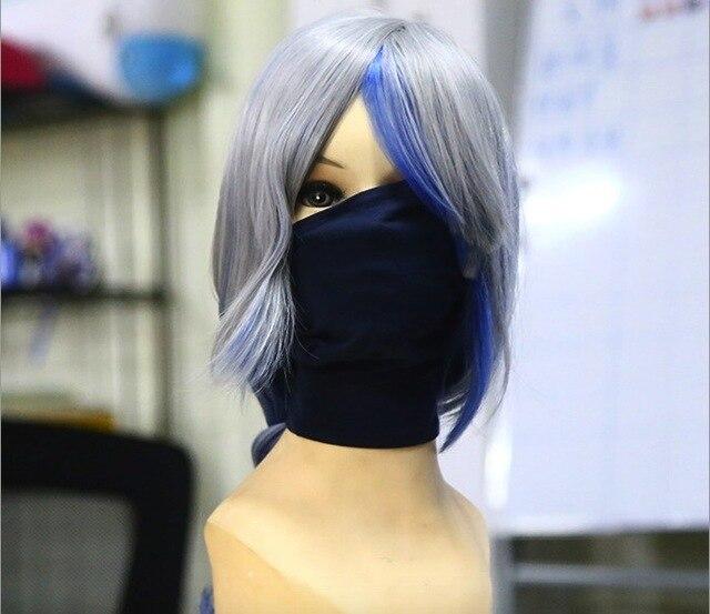 Anime Naruto Cosplay Action Figure Kakashi Masks