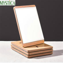 Living Room Dressers Images Of Rooms With Light Gray Walls Buy Bedroom Accessories And Get Free Shipping On Aliexpress Com New Makeup Mirror Wooden Bathroom Desktop Decoration High Clear Standing Cosmetic Dresser