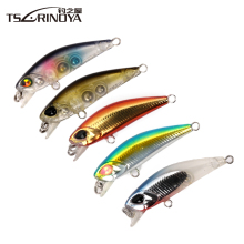Trulinoya DW29 42mm 2.8g Mini Minnow Lure Fishing Lures Bait with Treble Hooks dive 0.3-0.6m Fishing Tackle free shipping