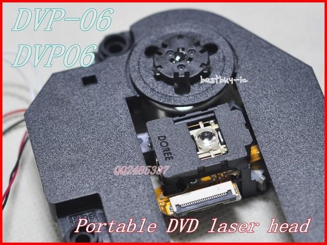 EVD DVD cabezal Láser DOREE DVP06 CON MECANISMO DVM520 DVP 06 OPTICAL PICK UP DVP-06