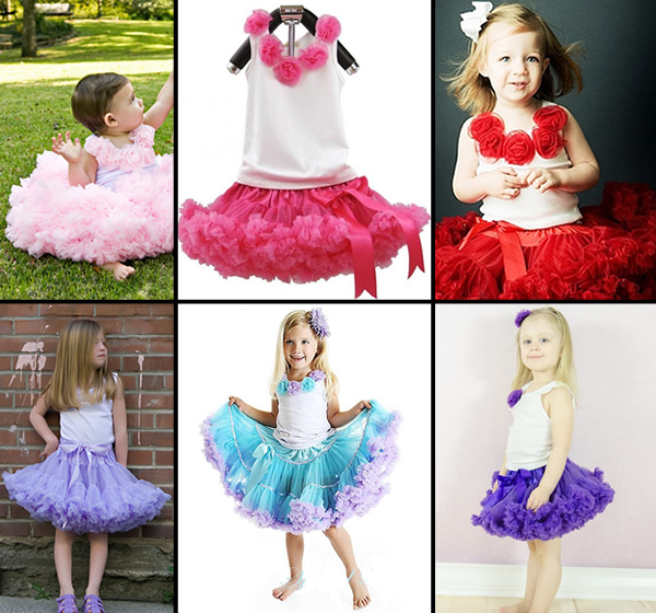 Hot Selling Baby Girl Kids Bebe T-shirt Top+Skirt Tutu Outfit Costume Dancewear Clothing Set  6 Months-12 years Clothing Sets