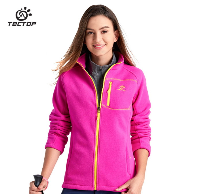 ФОТО  Women Outdoor Softshell Jacket Pure Color Super Light Keep Warm Fleece Climbing Fitness Camping Running Hiking