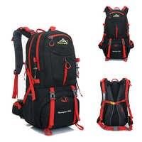 60L 50L 40L mochila de viaje impermeable para hombre, Mochila deportiva, mochila para montañismo al aire libre, senderismo, escalada, Camping, mochila para hombre