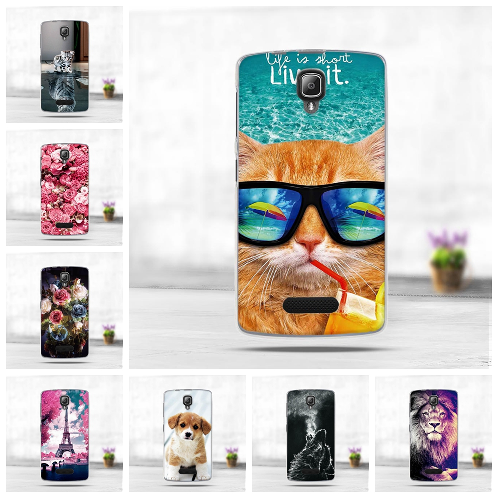 Luxury 3D Soft Silicone TPU Shell For <font><b>Lenovo</b></font> <font><b>A2010</b></font> Angus 2 <font><b>Case</b></font> 3D Cute Animal Back Cover Painting For <font><b>Lenovo</b></font> <font><b>A2010</b></font> <font><b>Phone</b></font> <font><b>Cases</b></font> image