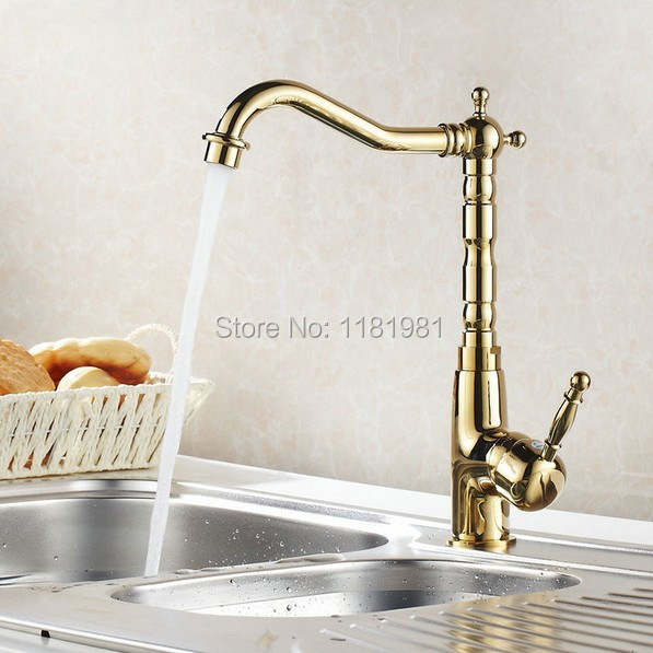 Discount Shipping Factory Price Fashion Rotable Kitchen Sink Faucet  XR GZ 8103K